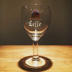 Glas bier Leffe 33cl