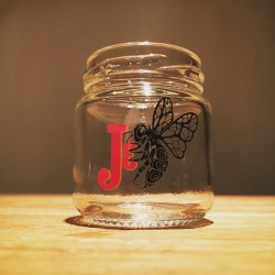 Glas shot J & B Urban honing