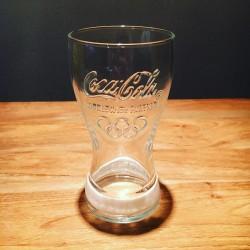 Verre Coca-Cola Jeux Olympiques 2012 Blanc