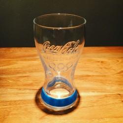 Glas Coca-Cola Olympische spelen 2012 blauw