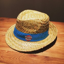 Hat Havana Club model blue