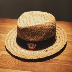Hat Havana Club model black