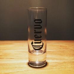 Glas shot Cuervo