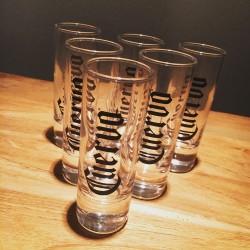 Glass shot Cuervo