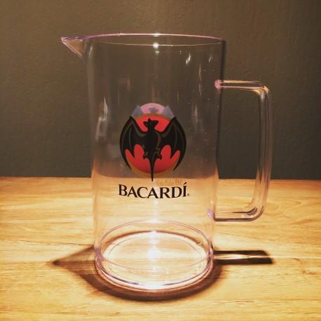 Pitcher Bacardi model 1
