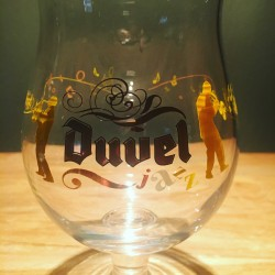 """A set of 3 collection glasses """"Duvel Jazz"""""""