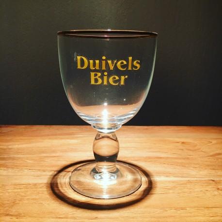 Verre bière Duivels Bier