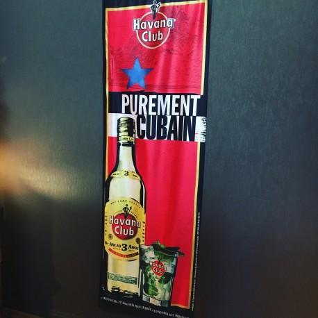 Banderole Havana Club