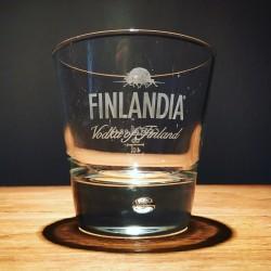 Glas Finlandia tumbler