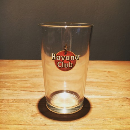 glas Havana Club Vintage-model