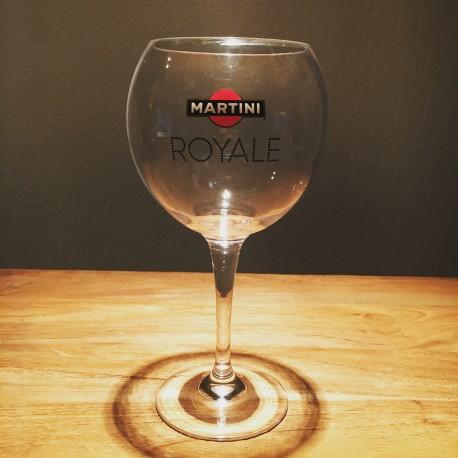 Verre Martini Royal sur pied PVC