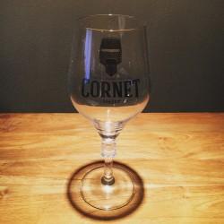Glas Bier Cornet