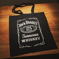 Canvas Bag Jack Daniels old No 7
