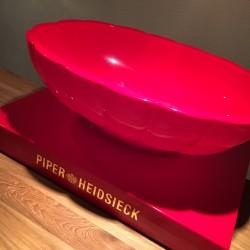 Big Bottle bucket Champagne Piper-Heidsieck (5 bottles) from Jaime Hayon