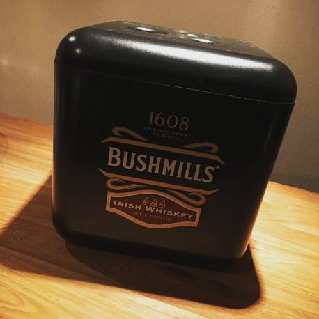 Seau à glaçons Bushmills - il manque les DIMENSIONS