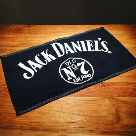Serviette de bar Jack Daniel's old No 7.
