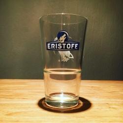 Glass tumbler Vodka Eristoff 2017