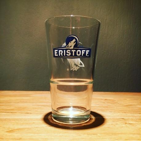 Glas tumbler Vodka Eristoff 2017