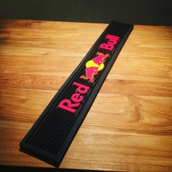 Tapis de bar Red Bull